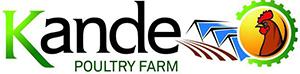 Kande Poultry Farm Logo